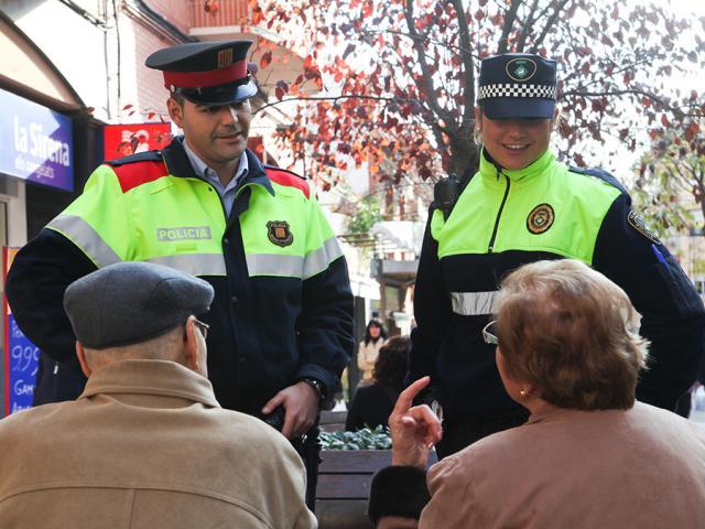 policia local mossos d'esquadra viladecans seguretat prevenció delictes