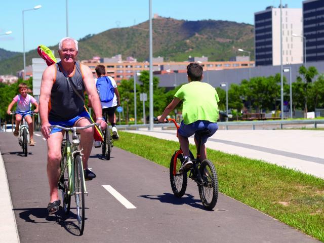 Xarxa de carrils bici