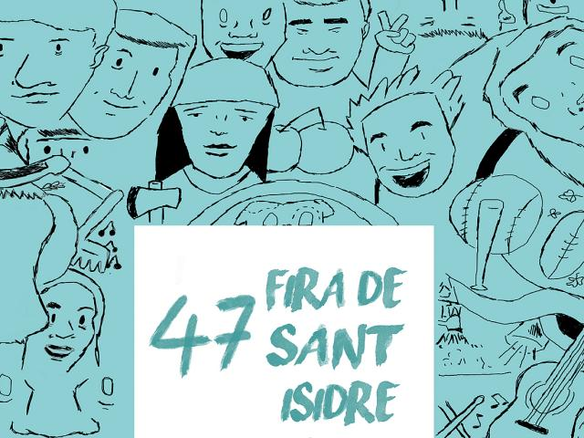 cartell 47 fira sant isidre 2017 viladecans