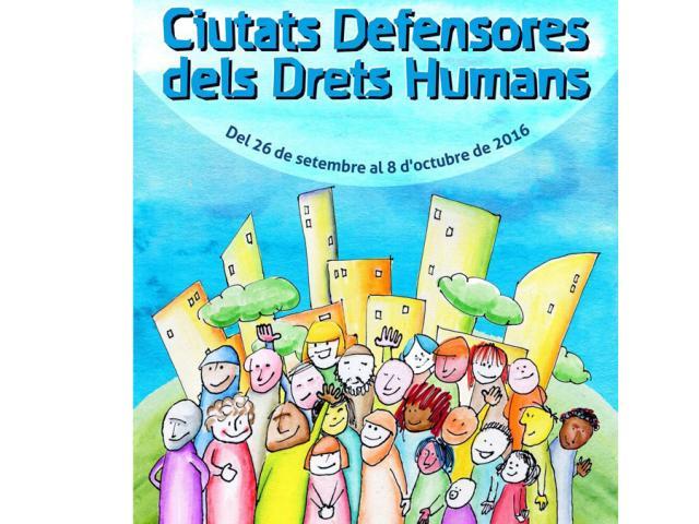 ciutats defensores dels drets humans viladecans