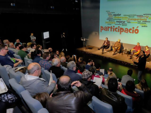 participació consells de districte partciipación viladecans organos