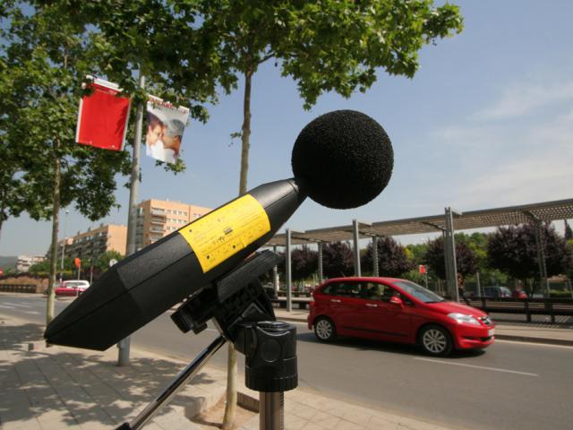 control acustic sorolls viladecans