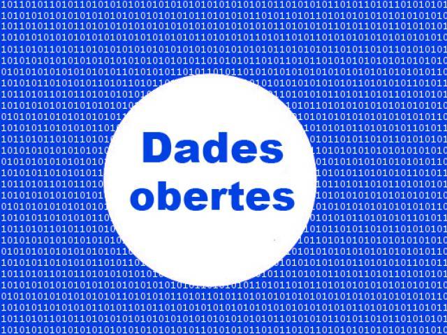 open data dades obertes viladecans coneixement