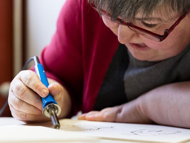 discapacitat ocupacio empleo trabajo discapacitado enfermo mental retraso caviga centro especial de trabajo CET CEE centro ocupacional