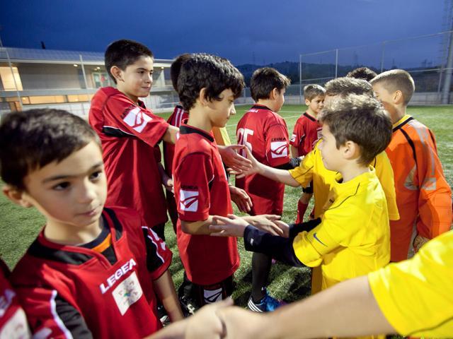 Jocs esportius escolars viladecans valors joc net juga verd play