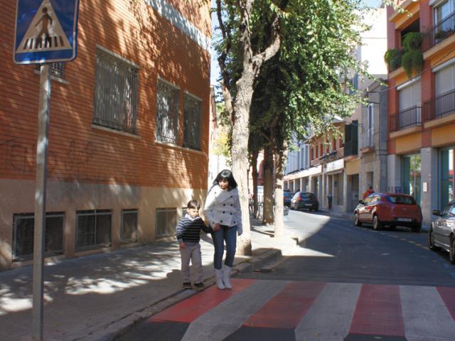 vianants mobilitat sostenible viladecans