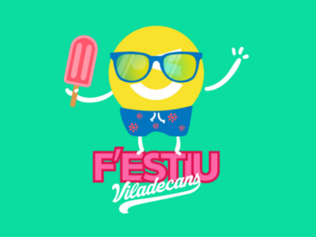 Festiu: Programa d'activitats d'estiu de Viladecans