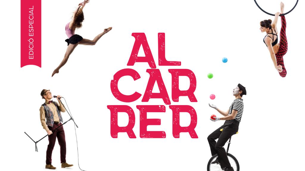 Al Carrer: 2,3 i 4 de juliol. 32è Festival Al Carrer de Viladecans. Edició especial