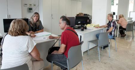 oficina habitatge viladecans