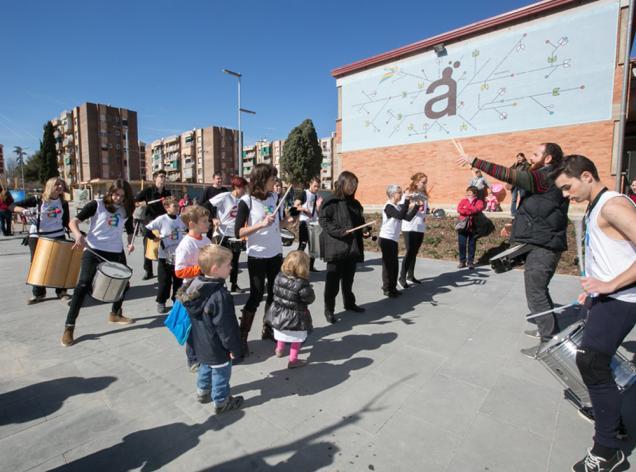 ateneu de les arts viladecans aprendre escola de musica teatre instruments municipal bons preus