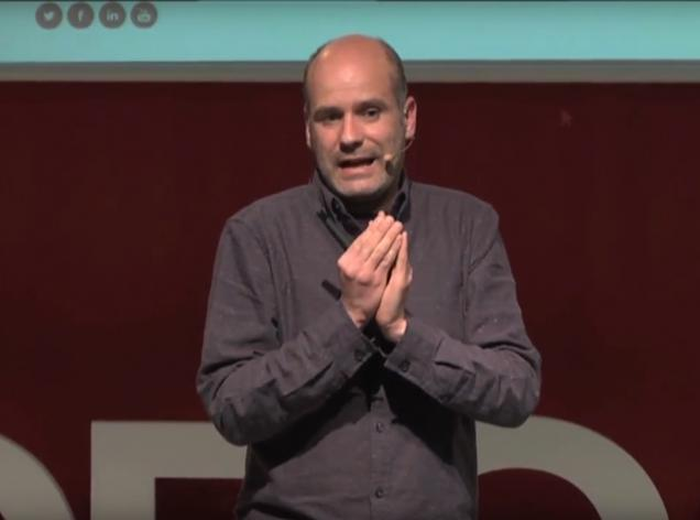 Talk Jordi Mazón
