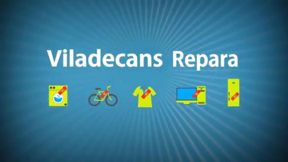 viladecans repara tallers cursos formacio reparacio ajuda aprendre prevencio residus